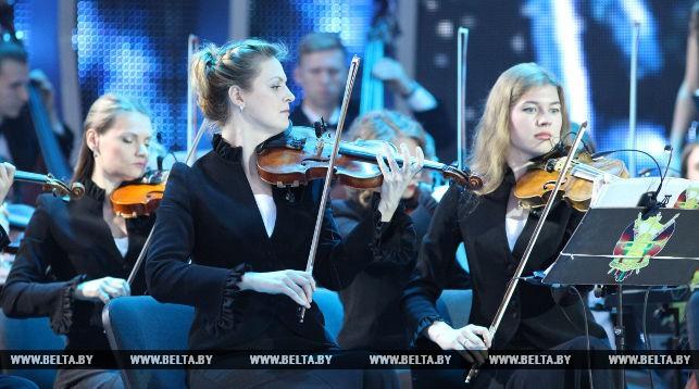 Президентский оркестр Республики Беларусь. Фото из архива