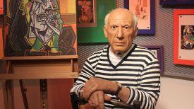 Пабло Пикассо. Фото из архива
