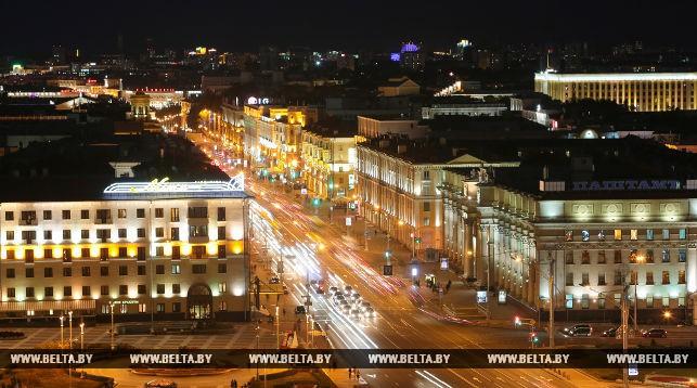 Проспект Независимости в Минске. Фото из архива