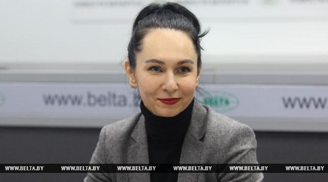 Наталья Хвир. Фото из архива