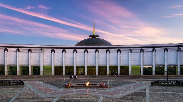 Музее Победы в Москве. Фото из архива