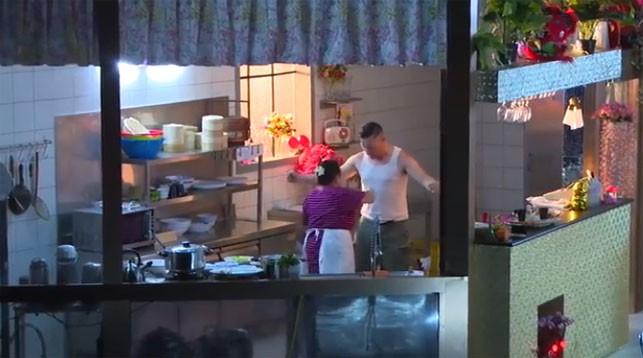 "Скриншот из видео ""Сайгон"""