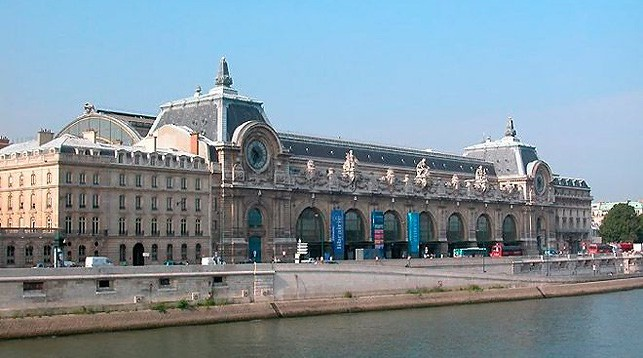Музей Орсе в Париже. Фото world-countries.net