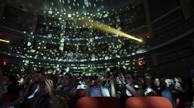 Фото с официальной страницы фестиваля социальной сети vk.com