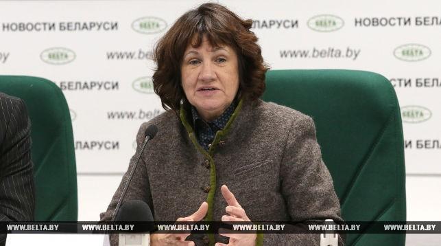 Марина Романовская. Фото из архива