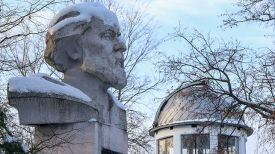 Минский планетарий. Фото из архива