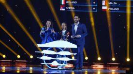 Ведущие: Хелена Мерааи, Зена и Евгений Перлин