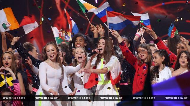 Победительницей стала представительница Польши Роксана Венгель