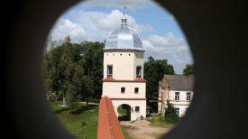 Любчанский замок. Фото из архива