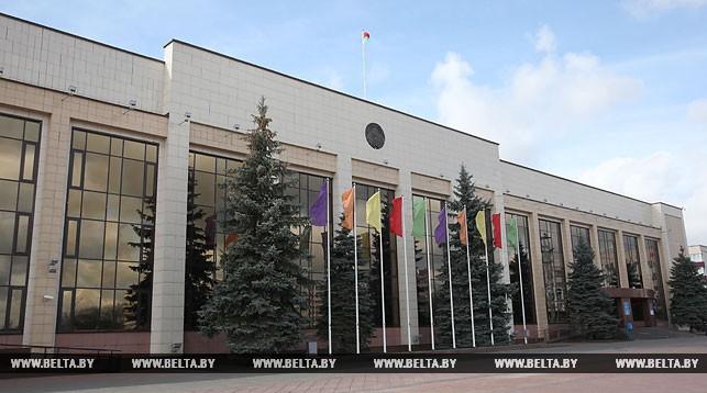 Новополоцкий горисполком. Фото из архива