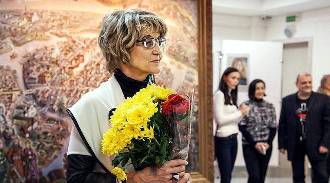 Анастасия Фетисова. Фото Олега Малейко