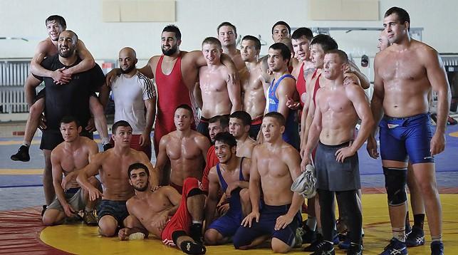 Фото Спортивной борьбы Беларуси