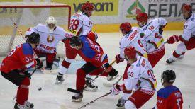 Матч Беларусь-Россия