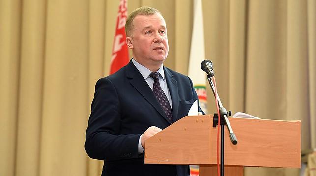 Александр Шамко. Фото БГУФК