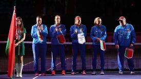 Белорусские теннисистки