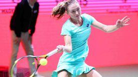Александра Саснович. Фото Hungarian Ladies Open
