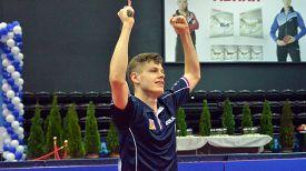 Томаш Полански. Фото Белорусской федерации настольного тенниса