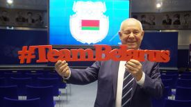 Сергей Макаренко. Фото НОК Беларуси