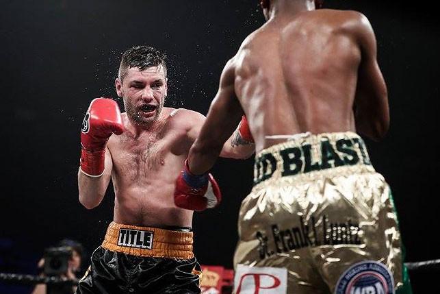 Кирилл Релих и Рамсес Бартелеми. Фото BoxingScene