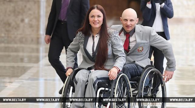 Лидия Графеева и Дмитрий Лобан