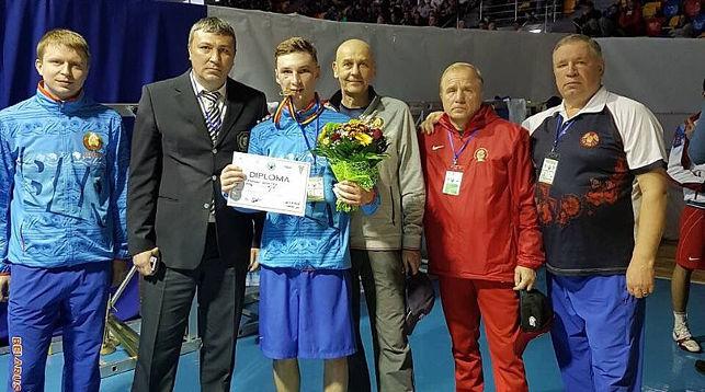 Фото Белорусской федерации бокса