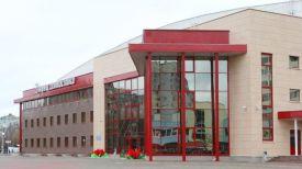 Дворец гимнастики в Могилеве. Фото из архива