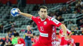 Борис Пуховский. Фото Белорусской федерации гандбола