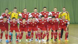 Сборная Беларуси. Фото Белорусской федерации мини-футбола