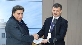 Георгиос Макропулос и Сергей Ковальчук