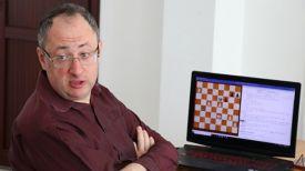 Борис Гельфанд. Фото Министерства спорта и туризма