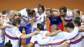 Радость чешской команды. Фото официального twitter-аккаунта турнира