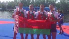 Фото Белорусской федерации гребли