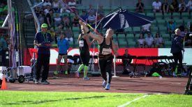 Татьяна Холодович. Фото IAAF