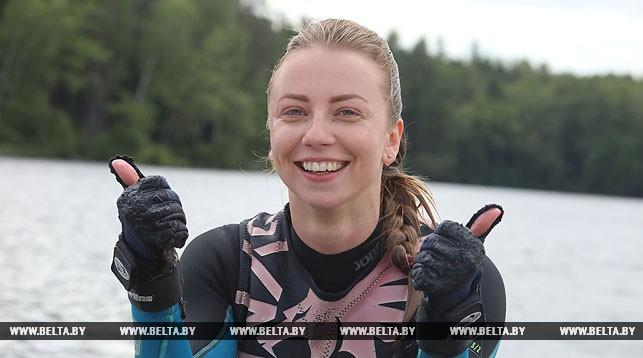 Чемпионка Европы Екатерина Киселева