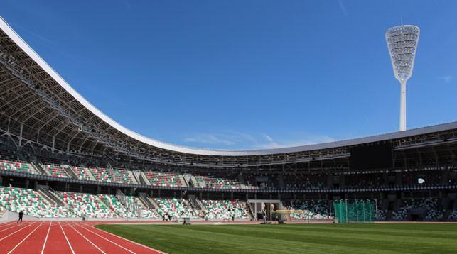 Фото Министерства спорта и туризма Беларуси