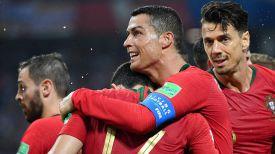 Футболисты Португалии. Фото Getty Images