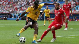 Во время матча. Фото Reuters