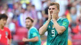 Во время матча Республика Корея - Германия. Фото ФИФА