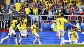 Во время матча Сенегал - Колумбия