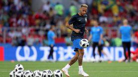 Неймар, нападающий сборной Бразилии. Фото ФИФА