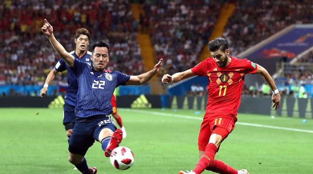Во время матча. Фото Getty Images
