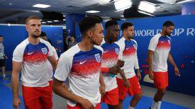 Футболисты сборной Англии. Фото ФИФА