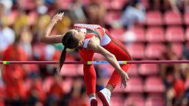 Карина Таранда. Фото IAAF