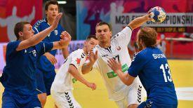 Во время матча Беларусь - Финляндия
