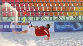 Во время тренировки сборной Беларуси. Фото АФПФ