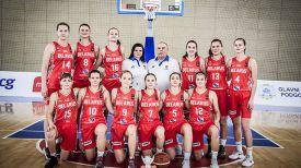 Сборная Беларуси. Фото ФИБА