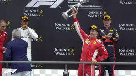 """Себастьян Феттель. Фото официального сайта """"Формулы-1"""""""