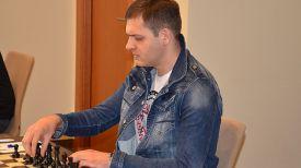 Кирилл Ступак. Фото Шахматной Школы