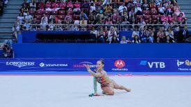 Екатерина Галкина. Фото Белорусской асоциации гимнастики