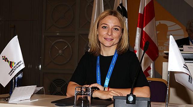 Анастасия Сорокина. Фото openchess.by